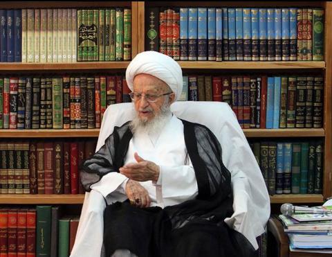 آیت الله العظمی مکارم شیرازی
